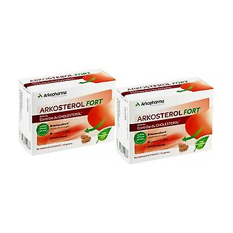 Duplo Arkosterol Forte Red yeast rice and Coenzyme Q10 2x60 capsules