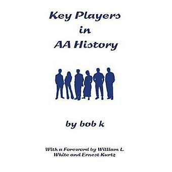 Key Players in AA History by Bob K - 9780991717491 Book