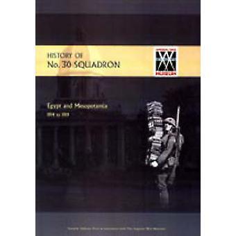 History of No.30 Squadron Raf. Egypt and Mesopotamia 1914 to 1919 - 20