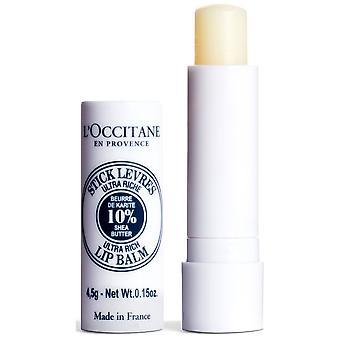 L'Occitane en Provence Shea Stick Lèvres Ultra Riche 4,5 ml