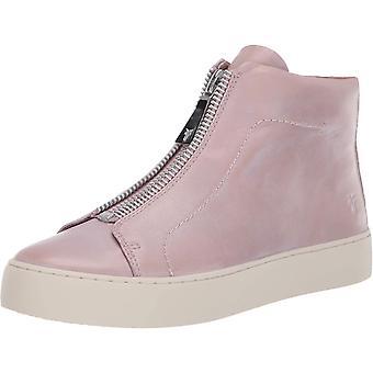 Frye Womens Lena Zip High Hight Top Zipper Fashion Sneakers