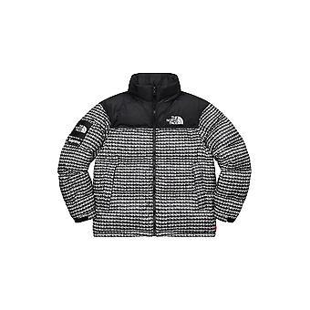Supreme The North Face Studded Nuptse Jacket Black - Clothing