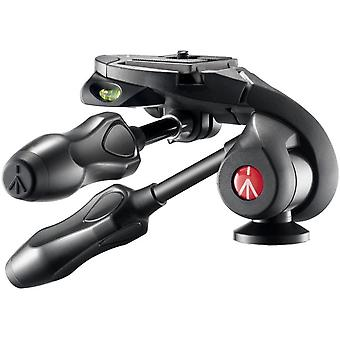 DZK 3-Way Photo Head with Compact Foldable Handles