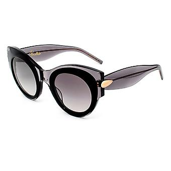 Ladies'Sunglasses Pomellato PM0007S-003 (Black) (Ø 48 mm)