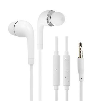 Docooler 3,5 mm kablet in-ear hodetelefon med mikrofon