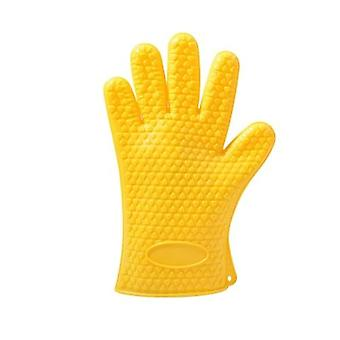 Gants résistants à la chaleur 1PCS Silicone Glove Kitchen