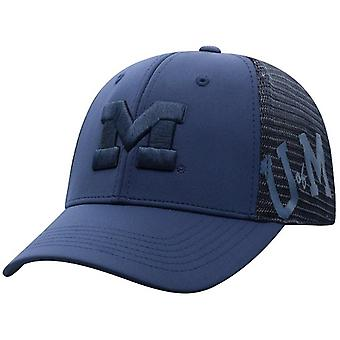 Michigan Wolverines NCAA TOW Nightfall Stretch Monteret Hat