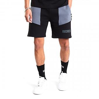 Hoodrich OG Aspire Jog Shorts Negro/Gris