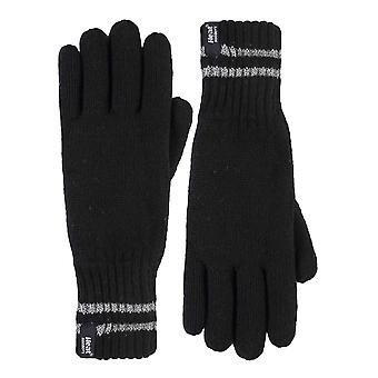 Mens Hi-visibility Reflective Thermal Gloves