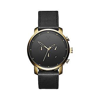 Reloj analógico MVMT Cuarzo masculino con correa de piel de becerro D-MC01GL