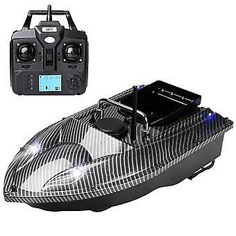 GPS fiske agn båt med enkelt agn beholdere automatisk agn båt med fjernkontroll