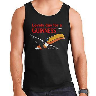Guinness Toucan Nydelig dag for en Guinness herrevest