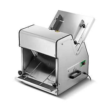 تقطيع الخبز الكهربائي التلقائي، شرائح الفولاذ المقاوم للصدأ التجارية