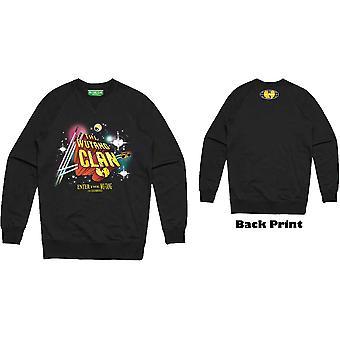 Wu-Tang Clan - Gods of Rap Men's Small Sweatshirt - Black