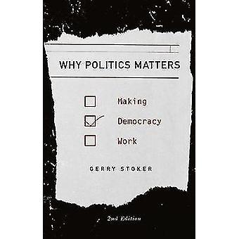 Waarom van politiek belang