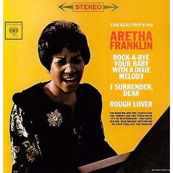 Aretha Franklin - Sähköistävä Aretha Franklin 180 gramman vinyyli