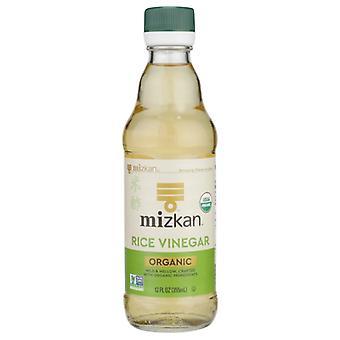 Mizkan Vinegar Rice Org Natrl, Case of 6 X 12 Oz