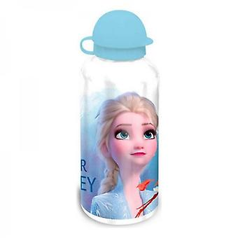 زجاجة مياه ألومنيوم مجمد (500 مل)