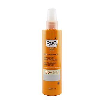 ROC Soleil-Protect High Tolerance Spray Lotion SPF 50+ UVA & UVB (For Body) 200ml/6.7oz