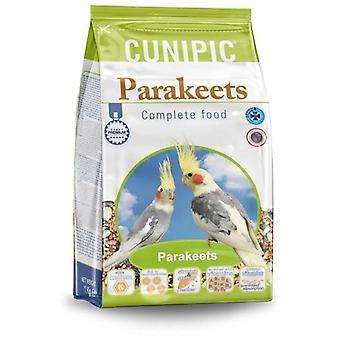 Cunipic parakiter mat för nymfparakit (fåglar, fågelmat)