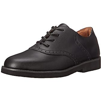 Kids School Issue Girls upper class 7300 Leather Lace Up Oxfords