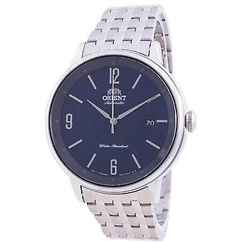 Orient Classic Blue Dial Automatic Ra-ac0j09l10b Men's Watch