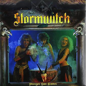 Stormwitch - Stronger Than Heaven Vinyl