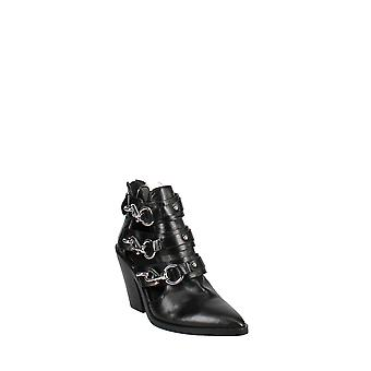 Rebecca Minkoff | Seavie Clip-Clasp Pointed-Toe Booties