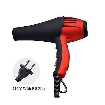 Salon professionnel sèche-cheveux 2000 watt négatif ionique séchage rapide sèche-cheveux ac moteur faible bruit