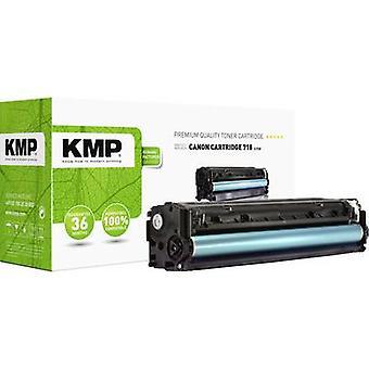 Cartucho de tóner KMP reemplazó a Canon 718 Compatible Cyan 2900 Sides C-T20