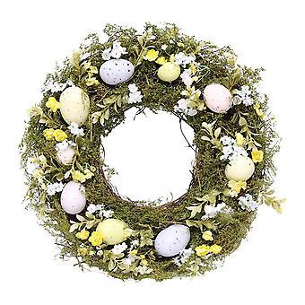 Wieniec do składania z jajka wielkanocnego