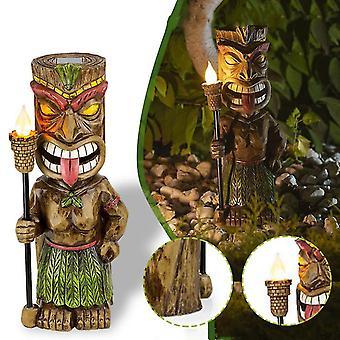 Maya Totem Garden Light Landscape Pathway Lamp Outdoor Decorative Light