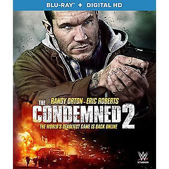 2 [Blu-Ray] USA Import verurteilt