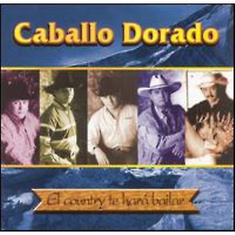 Caballo Dorado - Contra El Viento [CD] USA import