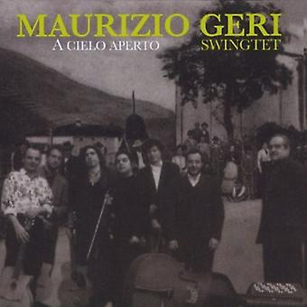 Maurizio Swingtet Geri - Cielo Aperto [CD] USA importieren