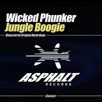 Phunker malvada - Jungle Boogie 2 [CD] EUA importar