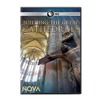 Nova - Nova: Edificio importare grandi cattedrali [DVD] Stati Uniti d'America