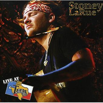 Stoney Larue - Live at Billy Bob's Texas [CD] USA import