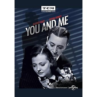 Importieren Sie & mich [DVD] USA