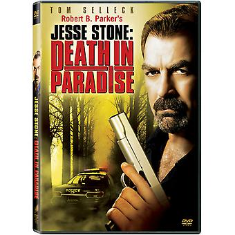 Jesse Stone: Död i Paradise [DVD] USA import
