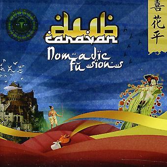 Dub Caravan - Nomadic Fusions [CD] USA import