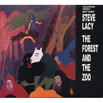 Steve Lacy - Forest & the Zoo [CD] USA import
