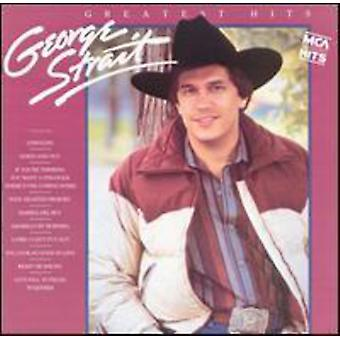 George Strait - Greatest Hits [CD] USA import