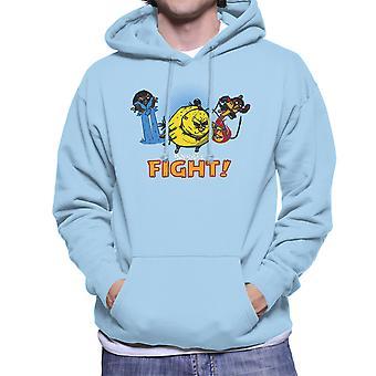 Aviary Kombat Mortal Angry Birds Men's Hooded Sweatshirt