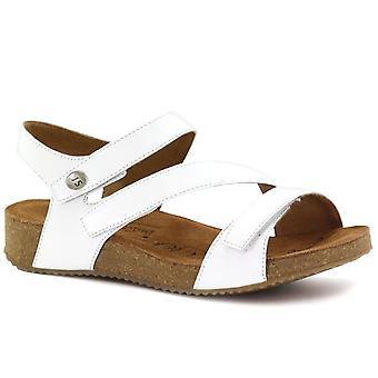 Sandálias de couro das mulheres de Tonga 25 de Josef Seibel