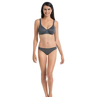 Rosa Faia 5490-408 Women's Anthracite Grey Underwired Full Cup Bra