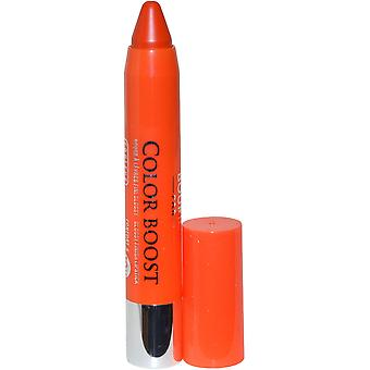 Bourjois Color Boost Glossy Finish Lipstick Waterproof SPF15 2.75g Lolli Poppy (10)