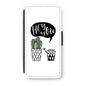 iPhone 6/6 s Plus Flip Case - Hey vous cactus