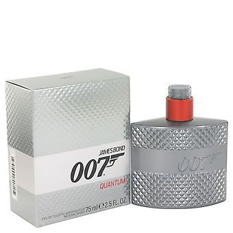 James Bond 007 Quantum Eau de Toilette 75ml EDT Spray