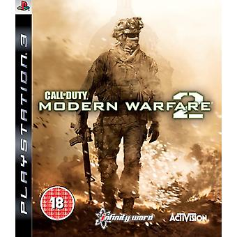 Call of Duty Modern Warfare 2 (PS3)-fabriken förseglad